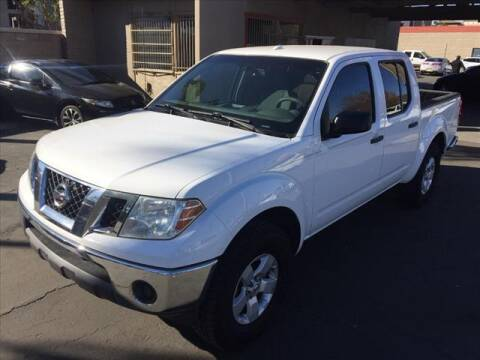 2011 Nissan Frontier for sale at Corona Auto Wholesale in Corona CA