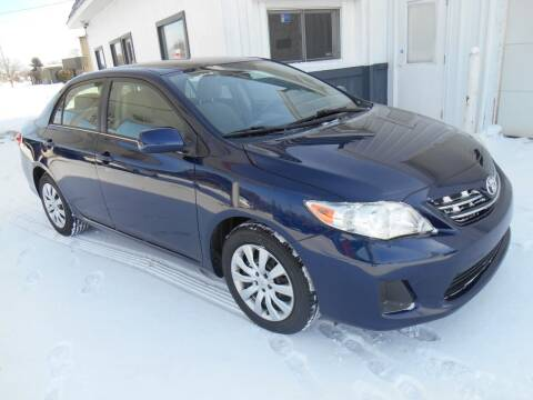 2013 Toyota Corolla for sale at Unity Motors LLC in Jenison MI