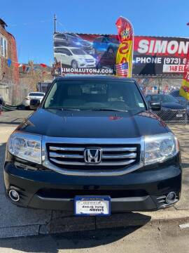 2015 Honda Pilot for sale at Simon Auto Group in Newark NJ