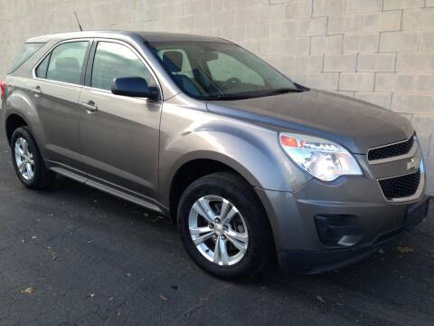 2010 Chevrolet Equinox for sale at Scott's Automotive in West Allis WI