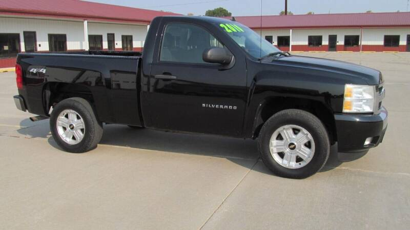 2010 Chevrolet Silverado 1500 for sale at New Horizons Auto Center in Council Bluffs IA
