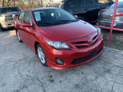 2016 Toyota Corolla for sale at BULLSEYE MOTORS INC in New Braunfels TX