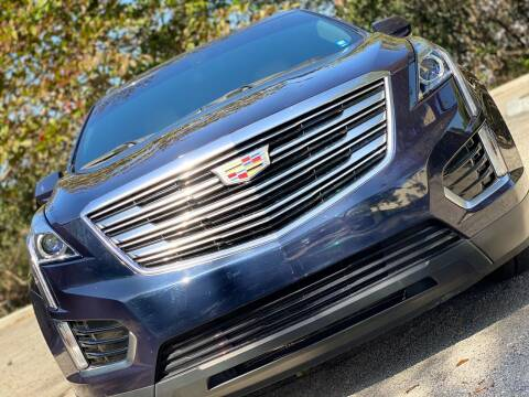 2017 Cadillac XT5 for sale at HIGH PERFORMANCE MOTORS in Hollywood FL