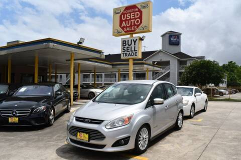 2013 Ford C-MAX Hybrid for sale at Houston Used Auto Sales in Houston TX