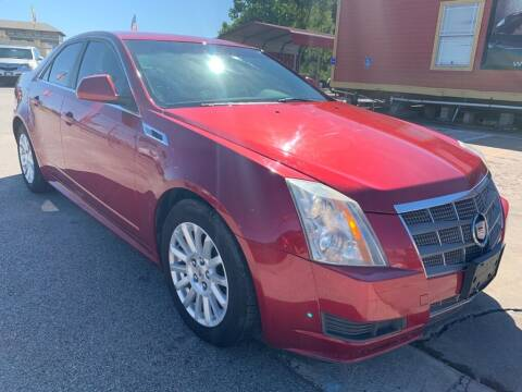 2011 Cadillac CTS for sale at JAVY AUTO SALES in Houston TX
