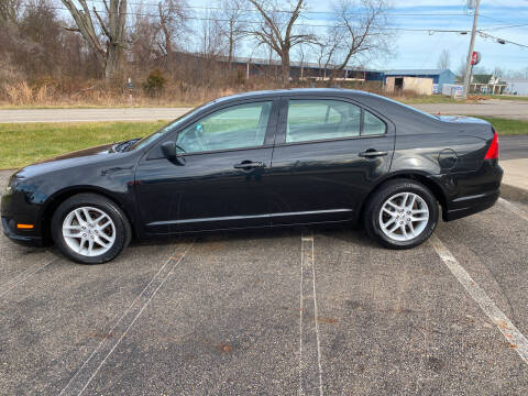 2012 Ford Fusion for sale at Rick's R & R Wholesale, LLC in Lancaster OH