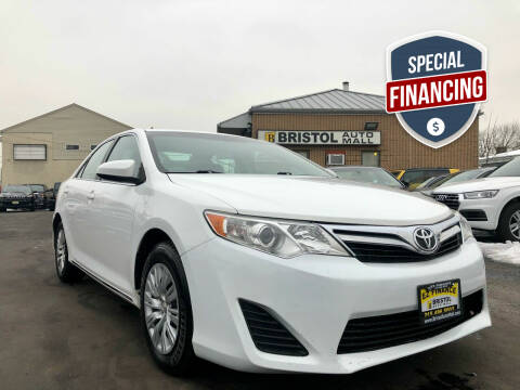 2013 Toyota Camry for sale at Bristol Auto Mall in Levittown PA