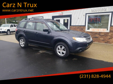 2011 Subaru Forester for sale at Carz N Trux in Twin Lake MI