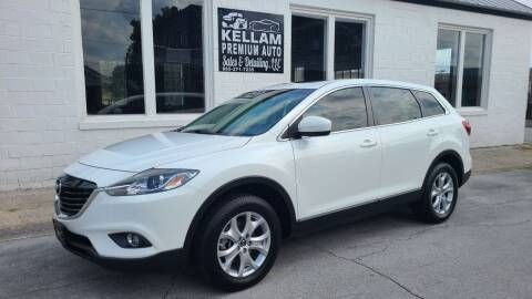 2014 Mazda CX-9 for sale at Kellam Premium Auto LLC in Lenoir City TN