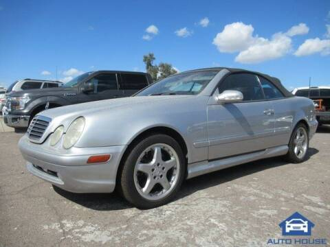 2002 Mercedes-Benz CLK for sale at Autos by Jeff Tempe in Tempe AZ