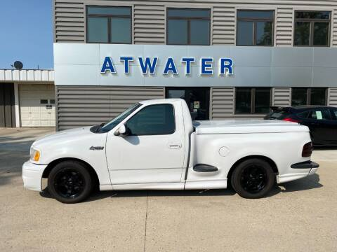 2000 Ford F-150 SVT Lightning for sale at Atwater Ford Inc in Atwater MN