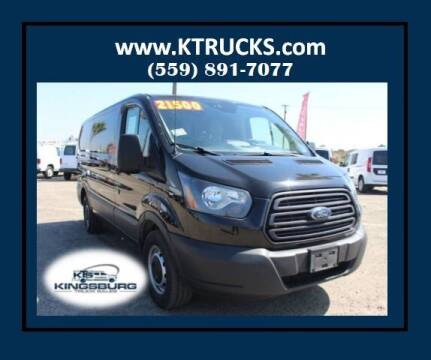 2015 Ford Transit Cargo for sale at Kingsburg Truck Center - Vans in Kingsburg CA