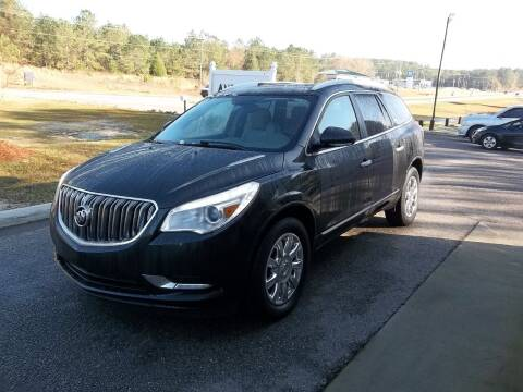 2013 Buick Enclave for sale at Anderson Wholesale Auto in Warrenville SC