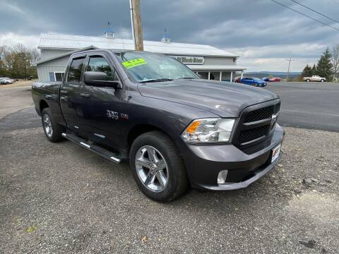 2014 RAM Ram Pickup 1500 for sale at ALL WHEELS DRIVEN in Wellsboro PA