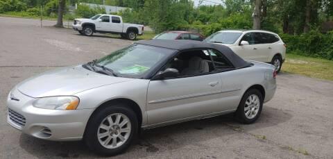 2005 Chrysler Sebring for sale at Superior Motors in Mount Morris MI