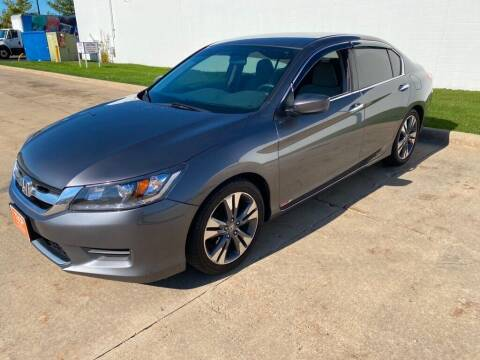 2013 Honda Accord for sale at TKP Auto Sales in Eastlake OH