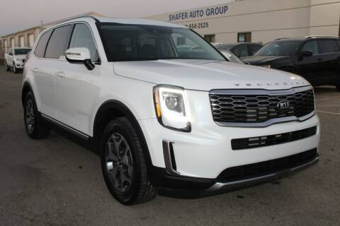 2020 Kia Telluride for sale at SHAFER AUTO GROUP in Columbus OH
