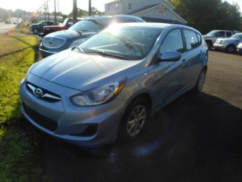 2014 Hyundai Accent for sale at Automotive Toy Store LLC in Mount Carmel PA