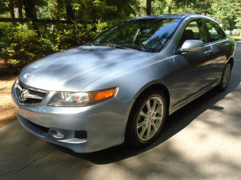 2006 Acura TSX for sale at City Imports Inc in Matthews NC