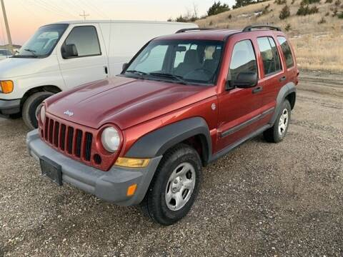 2006 Jeep Liberty for sale at Daryl's Auto Service in Chamberlain SD