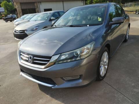 2013 Honda Accord for sale at TR Motors in Opelika AL