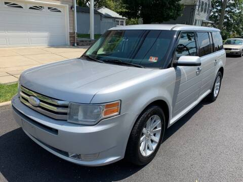 2012 Ford Flex for sale at Jordan Auto Group in Paterson NJ