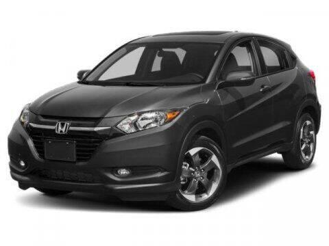 2018 Honda HR-V for sale at BEAMAN TOYOTA in Nashville TN