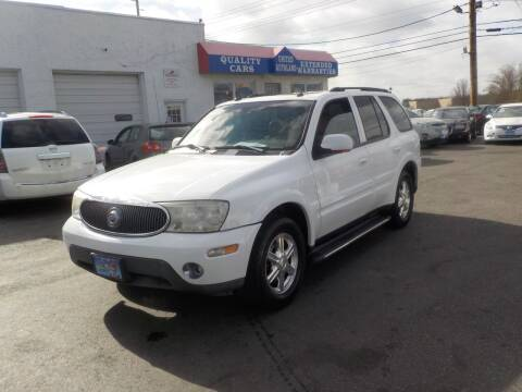 2005 Buick Rainier for sale at United Auto Land in Woodbury NJ