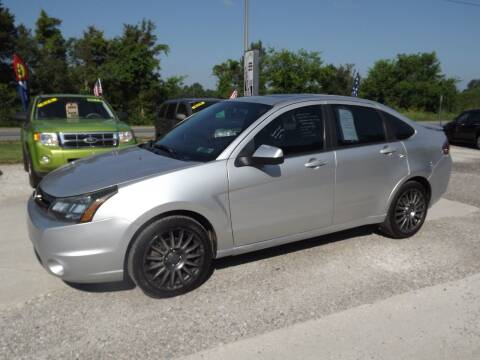 2011 Ford Focus for sale at Country Side Auto Sales in East Berlin PA