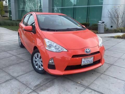 2013 Toyota Prius c for sale at Top Motors in San Jose CA