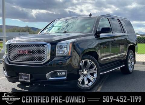2015 GMC Yukon for sale at Premier Auto Group in Union Gap WA