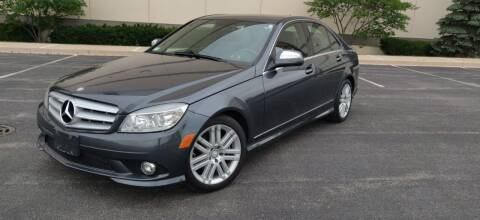2008 Mercedes-Benz C-Class for sale at Nationwide Auto Group in Melrose Park IL