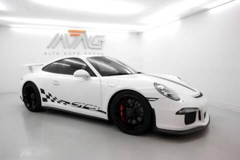 2014 Porsche 911 for sale at Alta Auto Group LLC in Concord NC