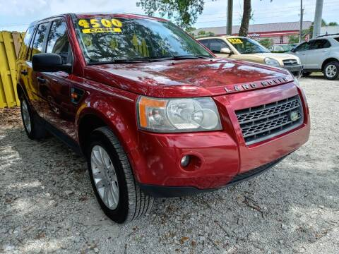 2008 Land Rover LR2 for sale at AFFORDABLE AUTO SALES OF STUART in Stuart FL