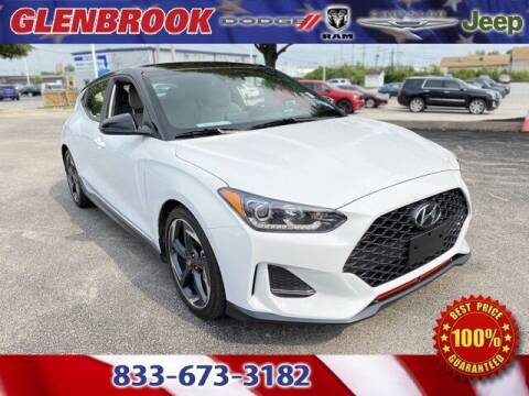 2019 Hyundai Veloster for sale at Glenbrook Dodge Chrysler Jeep Ram and Fiat in Fort Wayne IN