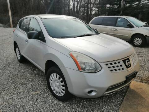 2010 Nissan Rogue for sale at KRIS RADIO QUALITY KARS INC in Mansfield OH