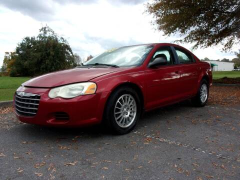2004 Chrysler Sebring for sale at Unique Auto Brokers in Kingsport TN