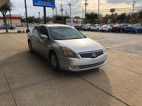 2009 Nissan Altima for sale at Magic Auto Sales - Cash Cars in Dallas TX