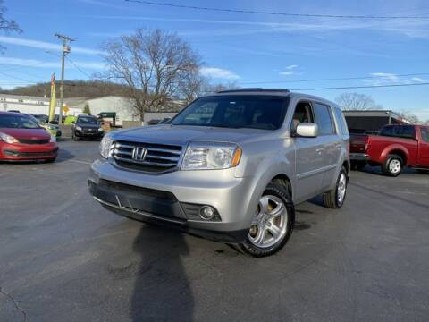 2012 Honda Pilot for sale at Auto Credit Group in Nashville TN