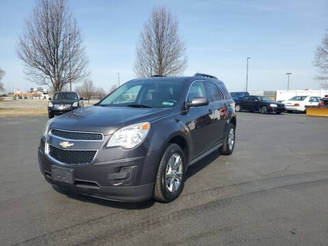 2014 Chevrolet Equinox for sale at Boardman Auto Exchange in Youngstown OH