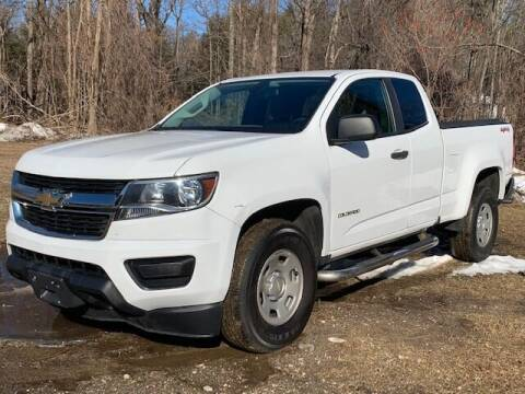 2016 Chevrolet Colorado for sale at Worthington Air Automotive Inc in Williamsburg MA