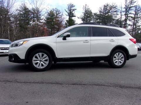 2015 Subaru Outback for sale at Mark's Discount Truck & Auto Sales in Londonderry NH