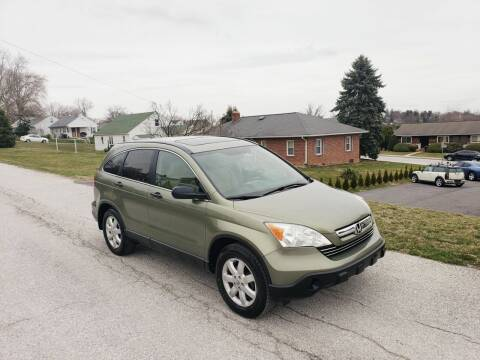 2009 Honda CR-V for sale at Hackler & Son Used Cars in Red Lion PA