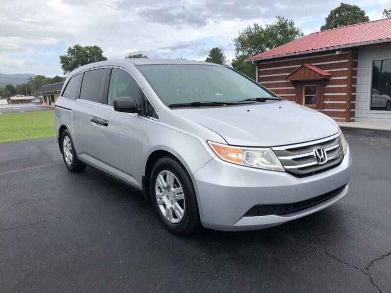 2012 Honda Odyssey for sale at KNK AUTOMOTIVE in Erwin TN