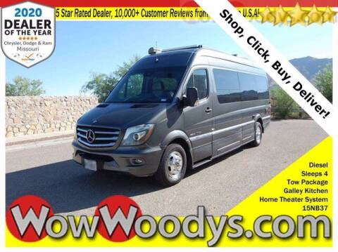2015 Mercedes-Benz Sprinter Cab Chassis for sale at WOODY'S AUTOMOTIVE GROUP in Chillicothe MO
