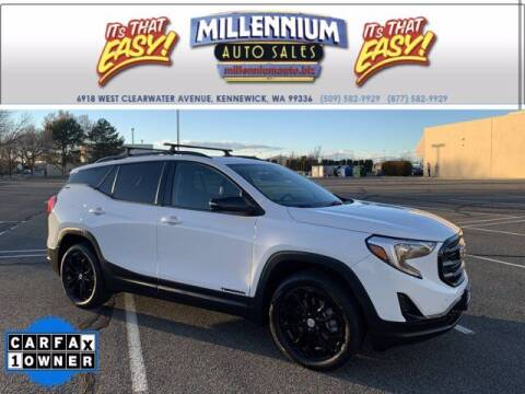 2019 GMC Terrain for sale at Millennium Auto Sales in Kennewick WA