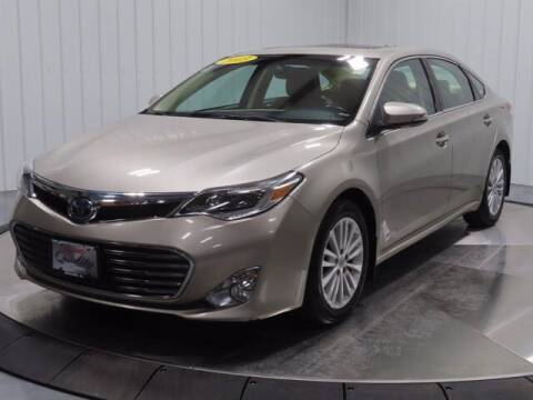 2013 Toyota Avalon Hybrid for sale at HILAND TOYOTA in Moline IL