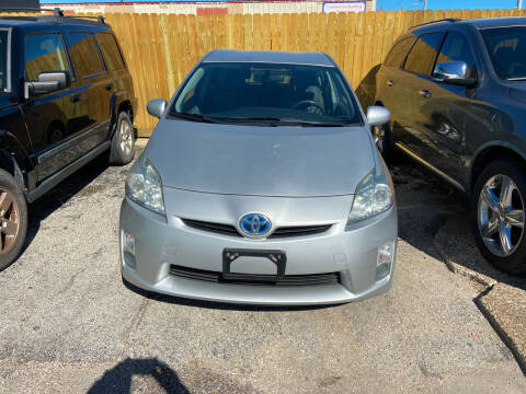 2010 Toyota Prius for sale at Max Motors in Corpus Christi TX