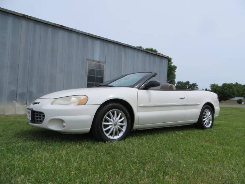 2002 Chrysler Sebring for sale at The Car Lot in New Prague MN
