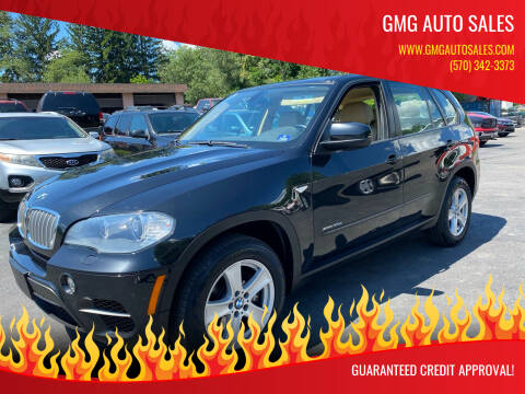 2011 BMW X5 for sale at GMG AUTO SALES in Scranton PA